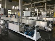 PVC , TPU , EVA Medical Plastic Pipe Extrusion Machine , Tube Extrusion Machine supplier
