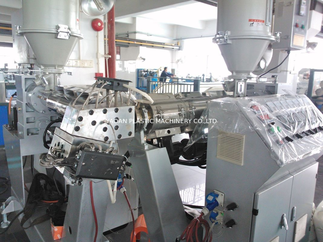 Embossed Carrier Tape Forming Machine High Efficient 30-60kg/Hr Capacity supplier