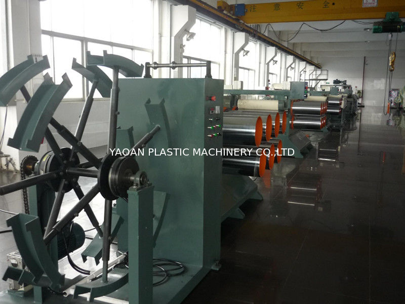 PET , PP , PE Monofilament Extrusion Line / Monofilament Extruder Machine supplier