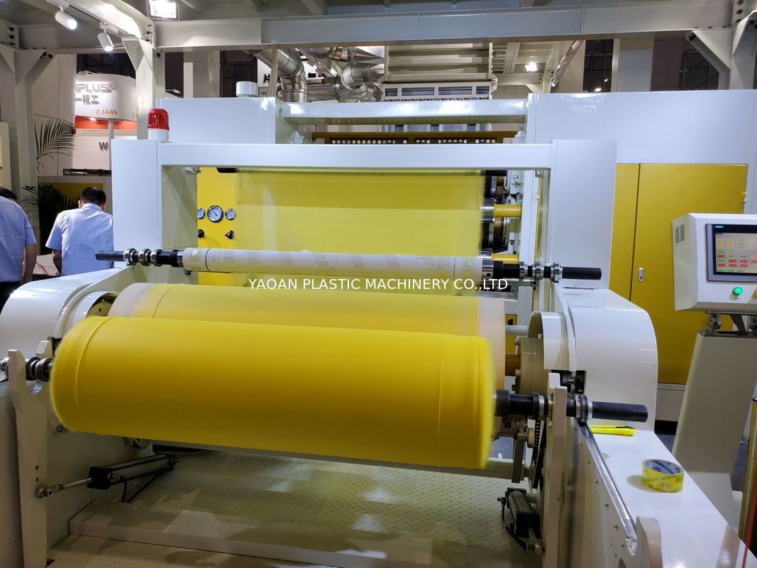 S SS SMS Spunbond Nonwoven Fabric Making Machine , Non Woven Machinery Only Need 7 Days To Install Machine In Customer supplier
