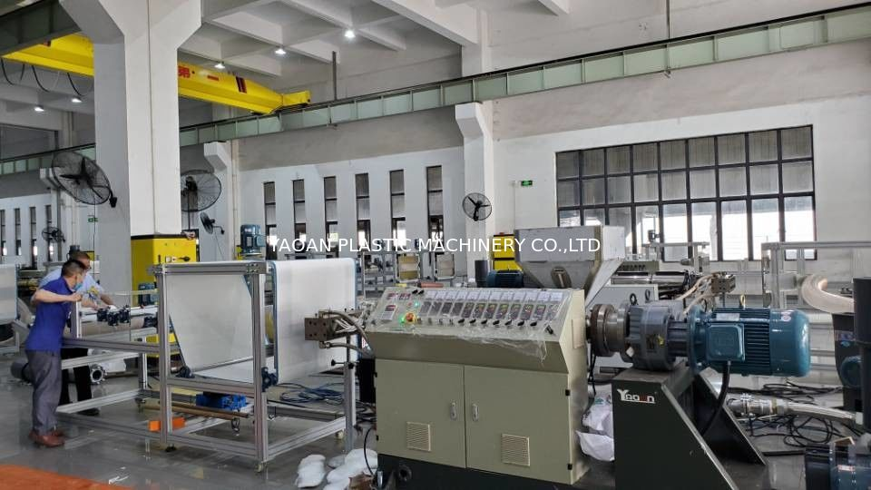 Automatic AF-1000mm PP Melt Blown Non Woven Fabric Machine supplier