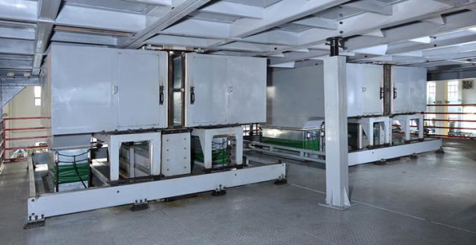 AF-3200mm PP Spunbond Nonwoven Fabric Making Machine , S SS SMS  Nonwoven Fabric Production Line