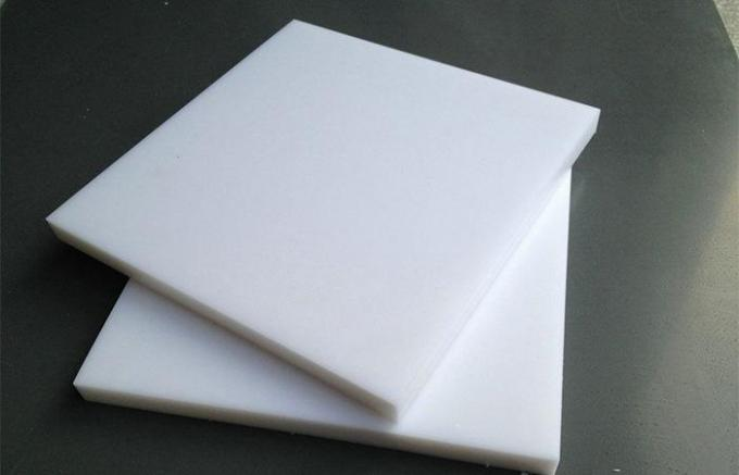 POM Super Thick Board Extrusion Machine , High Impact Plastic POM Sheet For Machinery 25mm- 70mm