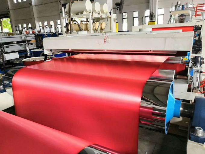 PP Ribbon, PP Gift Wrap Ribbon Making Machine For Packing Gift , Promotion Gift